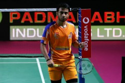 India S Hs Prannoy Sourabh Verma Star Ahmedabad Smash Masters