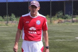Iceland Has More Football Pitches Than India Jamshedpur Coach Steve Coppell