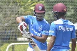 New Zealand Vs West Indies Windies Train Short Ball Salvo