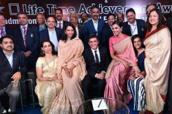 Prakash Padukone Conferred Lifetime Achievement Award Bai