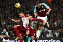 Andy Carroll Last Gasp Winner West Ham Deepens West Brom Misery