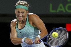Azarenka Set Doha Return Wozniacki Heads Star Studded Field