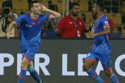 Isl Lanzarote S Brace Helps Fc Goa Beat Jamshedpur Fc