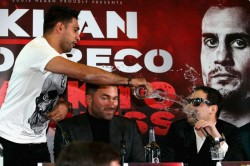 Amir Khan Lo Greco Comments Will Make More Motivated