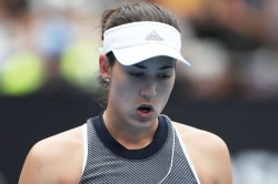 Muguruza Suffers Sydney Injury Setback Gavrilova Topples Stosur