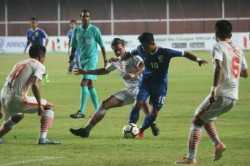 I League Neroca Trounce Indian Arrows Close On East Bengal