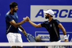 Australian Open Divij Sharan Bopanna Roger Vasselin