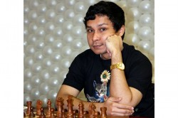 Grandmaster Sandipan Chanda Hoping Do Well At Chess Bundesliga