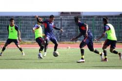 I League Shillong Lajong Uphill Task Vs Chennai City Neroca Indian Arrows