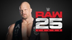 Rumour Stone Cold Hulk Hogan Rock Wwe Raw 25th Anniversary