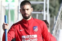 Arsenal Want Atletico Winger Yannick Carrasco
