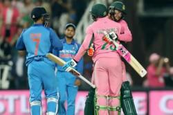 Surprised India S Decision Ignore Bhuvi Bumrah Klaasen