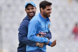 Bhuvi Dhawan Make Significant Movement Icc Rankings