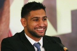 Boxing Amir Khan Targeting Top Welterweights End Year