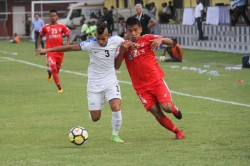 I League Indian Arrows Hold Champions Aizawl Fc 2