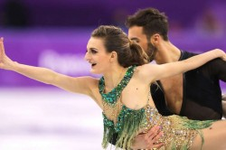 Winter Olympics 2018 Gabriella Papadakis Figure Skating