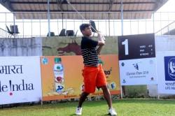 Defending Champion Mukesh Kumar Shamim Khan Set Tee Off At Chennai Open