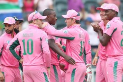 South Africa Fined Slow Over Rate During 4th Odi Against India