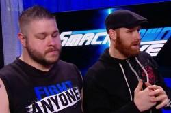 Kevin Owens Faces Sami Zayn Decide Fastlane S Wwe Championship
