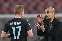Guardiola Wary Of Granting Rest To Relentless De Bruyne