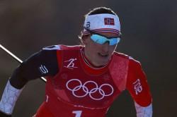 Winter Olympics Marit Bjorgen History 14th Games Medal Pyeongchang