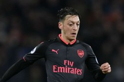 Ostersunds 0 Arsenal 3 Mesut Ozil Arsene Wenger Europa League