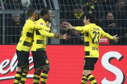 Batshuayi Is A Great Striker Stoger Hails Dortmund S Match Winner