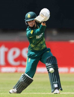 Mignon Du Preez Guides South Africa Eves To A Consolation Win Over India