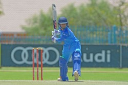 st T20i Mithali S Unbeaten Half Ton Helps India Women Beat Sa By 7 Wickets