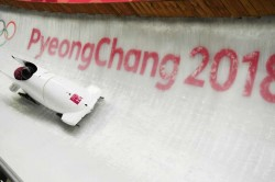 Winter Olympics 2018 Russian Bobsledder Sergeeva Disqualifiied Suspended Doping