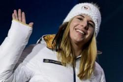 Winter Olympics 2018 Brilliant Ledecka Seals Historic Snowboard Ski Double