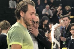 Open 13 Marseille Atp Tour Lucas Pouille Tomas Berdych Ilya Ivashka