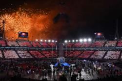 Winter Olympics 2018 Bach Hails Pyeongchang As Games New Horizons