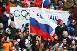 Winter Olympics 2018 Russia Doping Closing Ceremony Pyeongchang