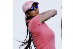 Golf Sharmila Nicollet Qualifies China Ladies Pga Tour