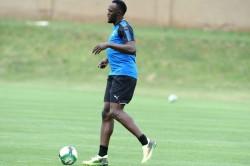 Usain Bolt Soccer Aid Mamelodi Sundowns
