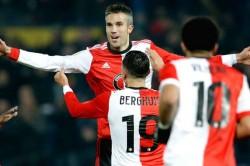 Robin Van Persie Feyenoord Eredivisie