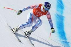 Winter Olympics 2018 Vonn Misses Podium As Gisin Edges Shiffrin