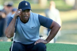 Woods Takes A Walk On The Wild Side At Genesis Open