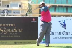 Perera Races Into Three Shot Lead At Chennai Open