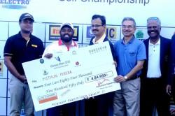 Mithun Perera Ends Winless Streak At Chennai Open