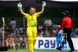 Australia Clinch Crushing Win Over Indian Eves Win Series 3
