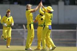 T20i Tri Series Australia Eves Glide Past India