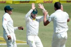 Mitchell Starc Australia Brink South Africa Aiden Markram Ton