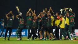Shakib Al Hasan Nurul Hasan Fined 25 Of Match Fee Slapped With One Demerit Point