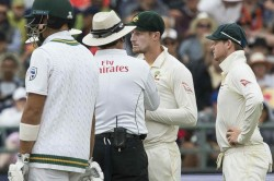 Bancroft Puts Australia In The Middle Of A Ball Tampering Controversy