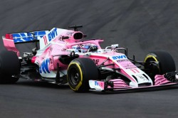 F1 2018 Pre Season Report Force India