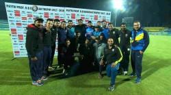 Deodhar Trophy India B Defeat Karnataka To Lift The Title