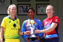 Women S Cricket India Clash With Australia T20 Tri Series