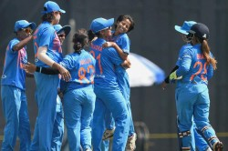 Spinners Mandhana Secure Consolation Win India